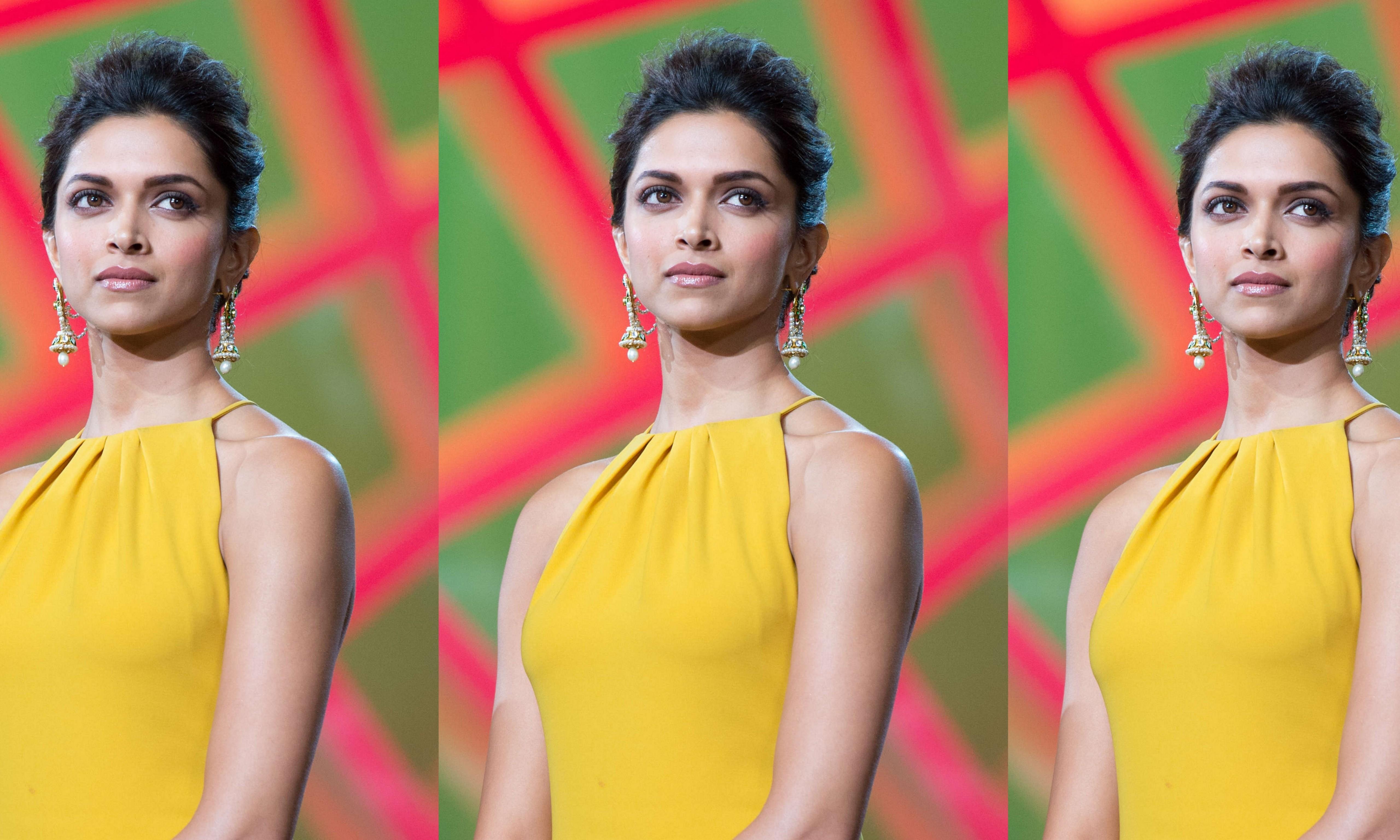 Deepika is very angry