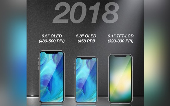 Apple's 2018 iPhones to bring new Android-rivalling feature