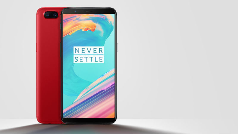 OnePlus 5T in Lava Red announced for China