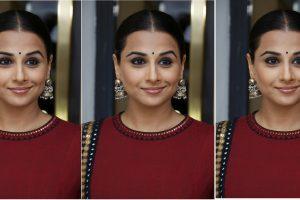 I don't want my persona to be bigger than my film character, says Vidya Balan!