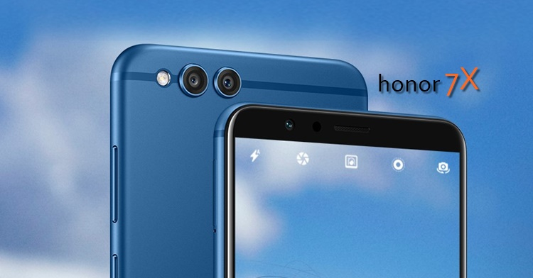 Honor 7X with 4GB RAM launched, available in India from Dec 7