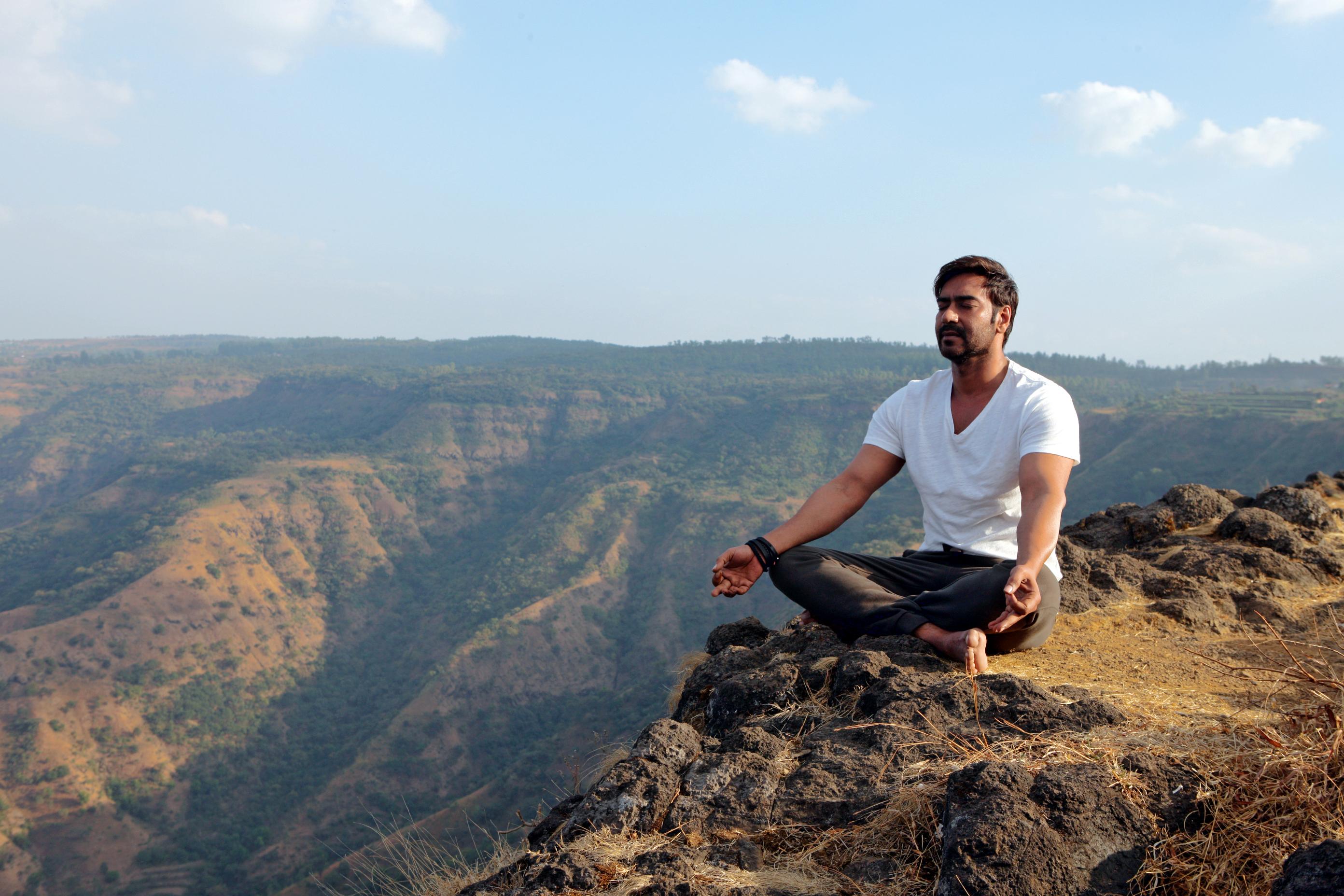 Ajay Devgn to produce TV show on Baba Ramdev!