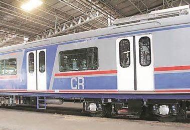 mumbai AC local train