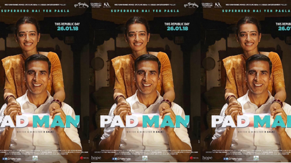 Watch Official Trailer: Great things come of out passion | Padman