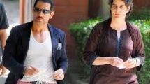 priyanka gamdhi with husband robert vadra