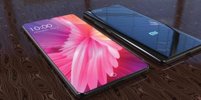 Screen flagship Xiaomi Mi 7 can not recognize fingerprints