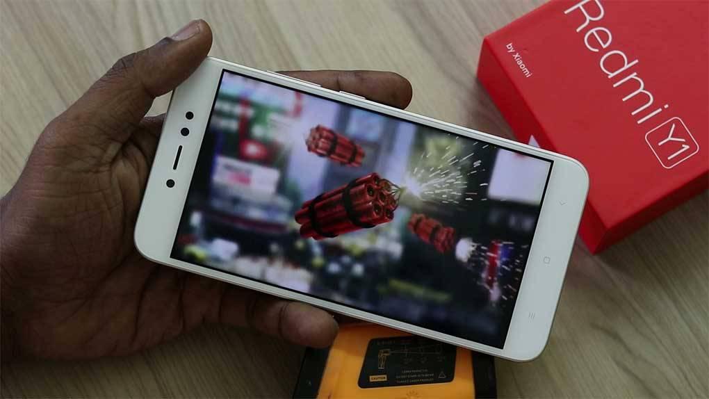 Smartphone - Redmi Y1