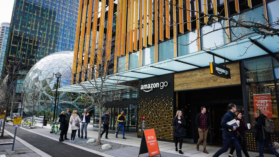 Amazon Go opens doors in Seattle