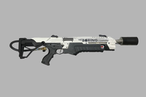 Elon Musk appears to be selling $600 Boring Company flamethrowers now...