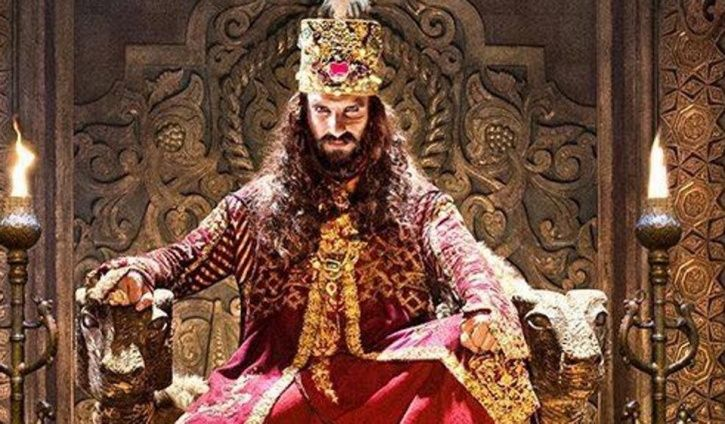 Padmaavat actor Ranveer Singh ecstatic on receiving note from Amitabh Bachchan