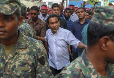 Maldives crisis