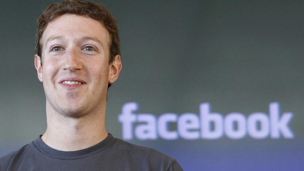 CEO of Facebook