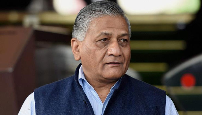 Let Army chief say what he wants to: Gen VK Singh