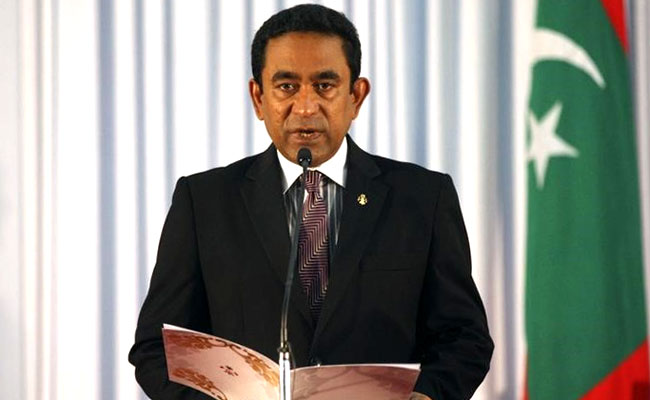 India are not occupiers, but liberators, says Nasheed
