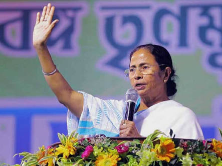 GST, note ban have damaged business of even 'pakoda sellers': Mamata Banerjee