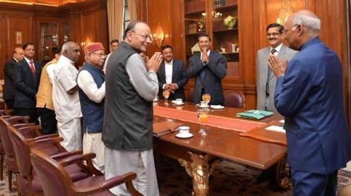 Union Budget 2018: Salary hike for President, Vice-President, Governors