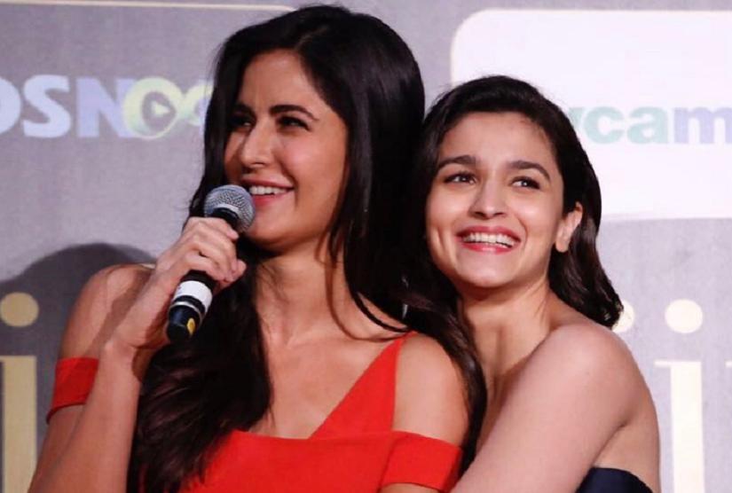 BFF Katrina Kaif wants Alia Bhatt to get married first