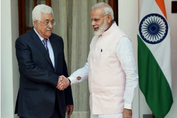 India hopes to see Palestine becomes sovereign soon: PM