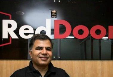 Reddoorz co-founder