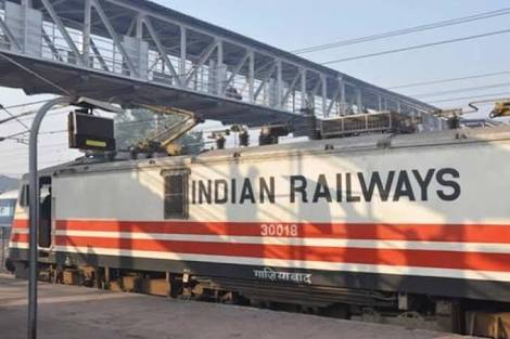 India railways created history by converting diesel locomotive into
