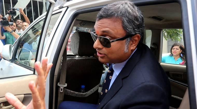 INX Media case: CBI takes Karti Chidambaram to Mumbai for questioning