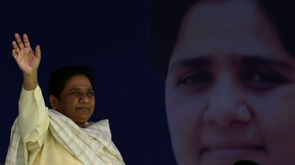 Mamata thanks Mayawati for rallying against BJP