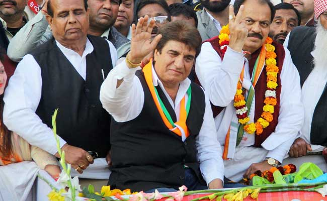 Raj Babbar resigns as Uttar Pradesh Congress president