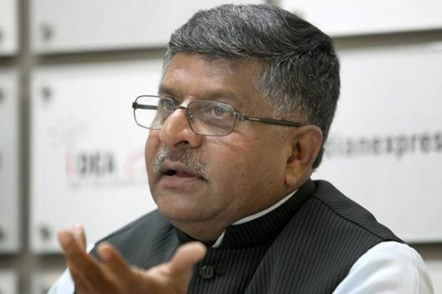 Rahul Gandhi attacks Ravi Shankar Prasad for 'peddling fake news'