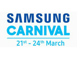 30c0c6b2f3c1f6 Samsung Carnival will be hosted on Amazon from March 21 to March 24. During  the sale, Samsung smartphones including Galaxy a8+, Galaxy On7 Prime, ...