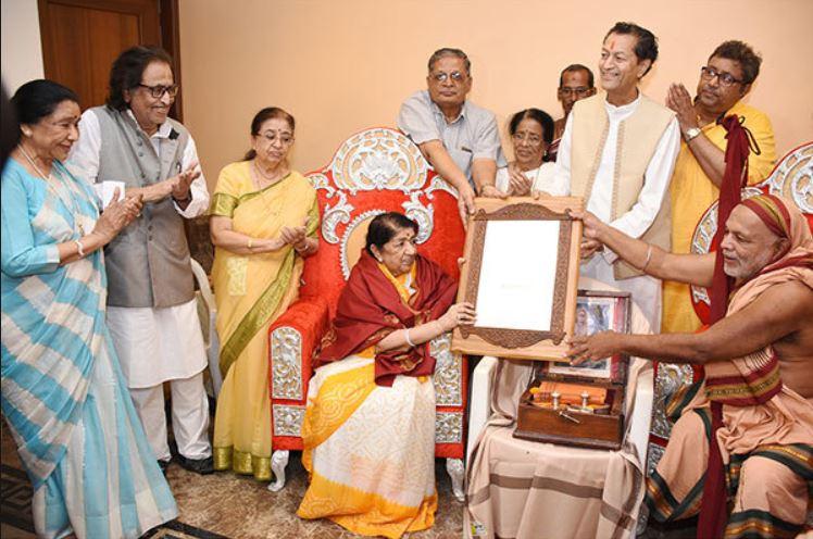 Lata Mangeshkar Award