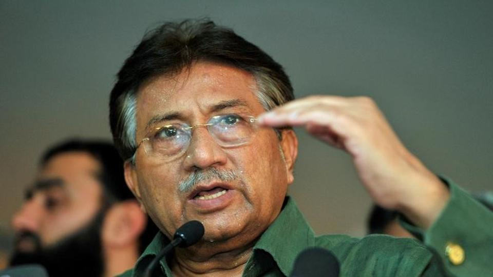 Pervez Musharraf on US-Pak ties