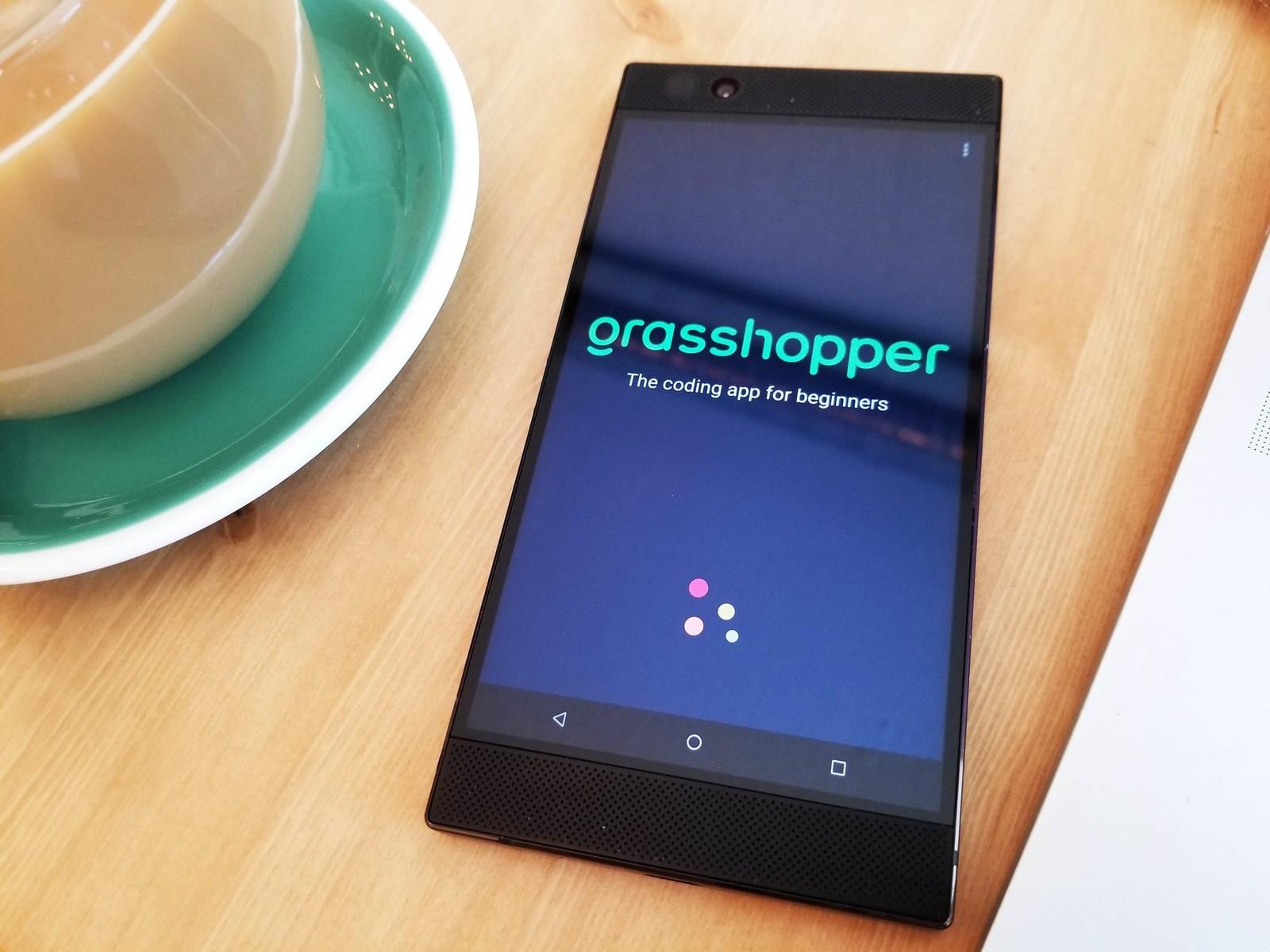 Google's Grasshopper app teaches you how to code - The