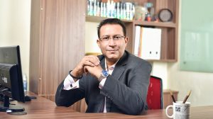 Mr. Vikas Bagaria, Founder, Pee Safe