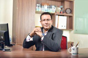 Mr. Vikas Bagaria, Founder, Pee Safe