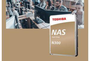 Toshiba N300 hard drive