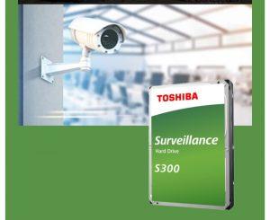 Toshiba S300 hard drive