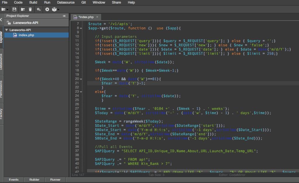 Codenvy Java