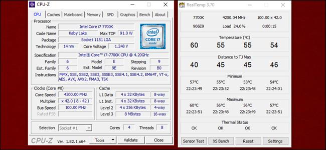 CPU Information Tools