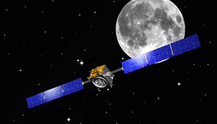 Chandrayaan1's path to the moon
