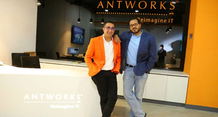 AI startup AntWorks raises ₹103 crores in series A funding