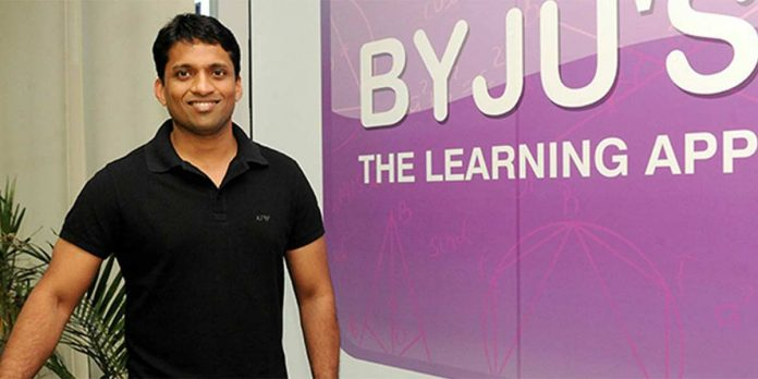 Byju's in talks with investors to raise $300 million with valuation of $2.4 billion