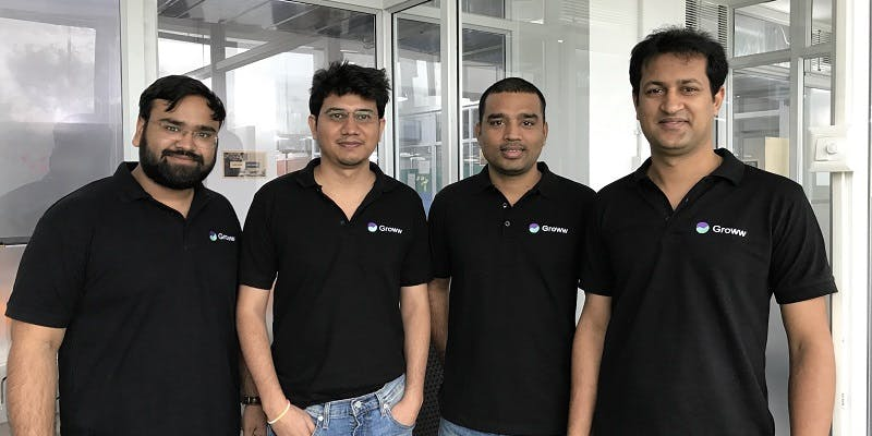 Groww raises ₹10 crores in pre series A funding