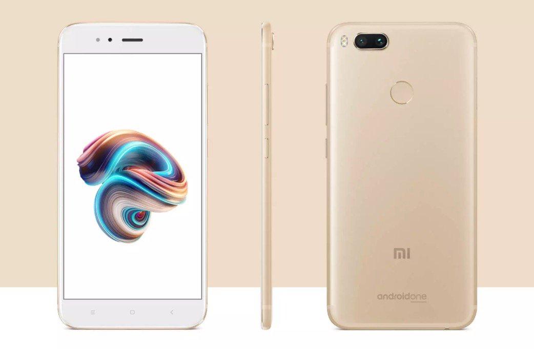 The Xiaomi Mi A1