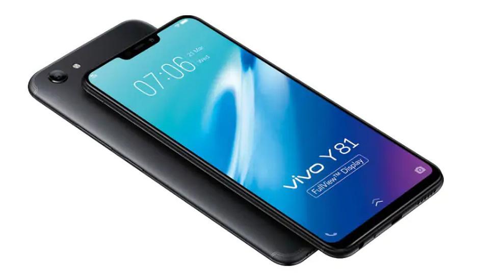 VIVO Y81