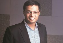 Sachin Bansal advocates differential voting rights for entrepreneurs