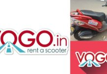 Scooter rental startup Vogo secures funding from Ola