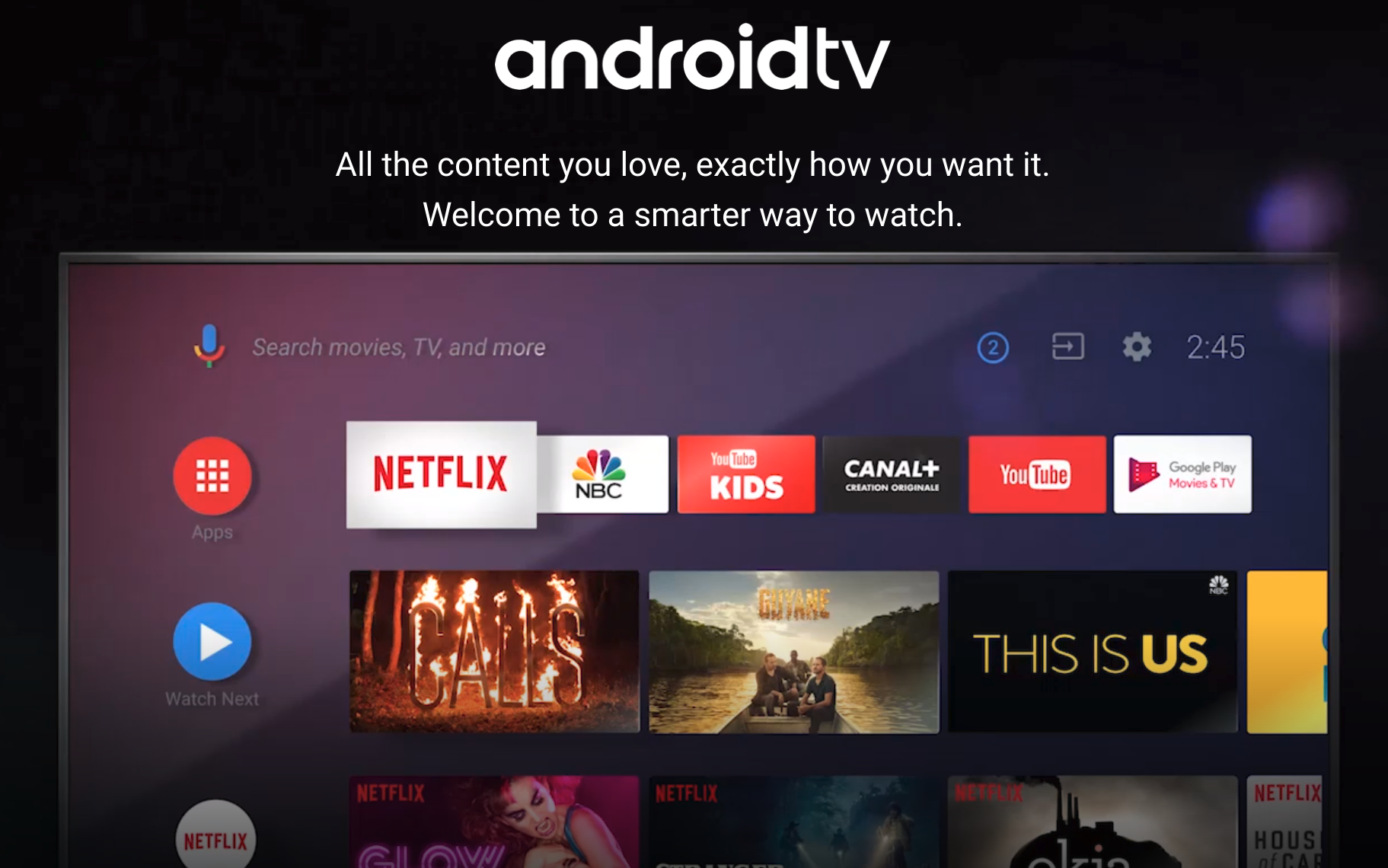 Mi TV 55-Inch, 49-Inch, and 32-Inch with Android TV Launched