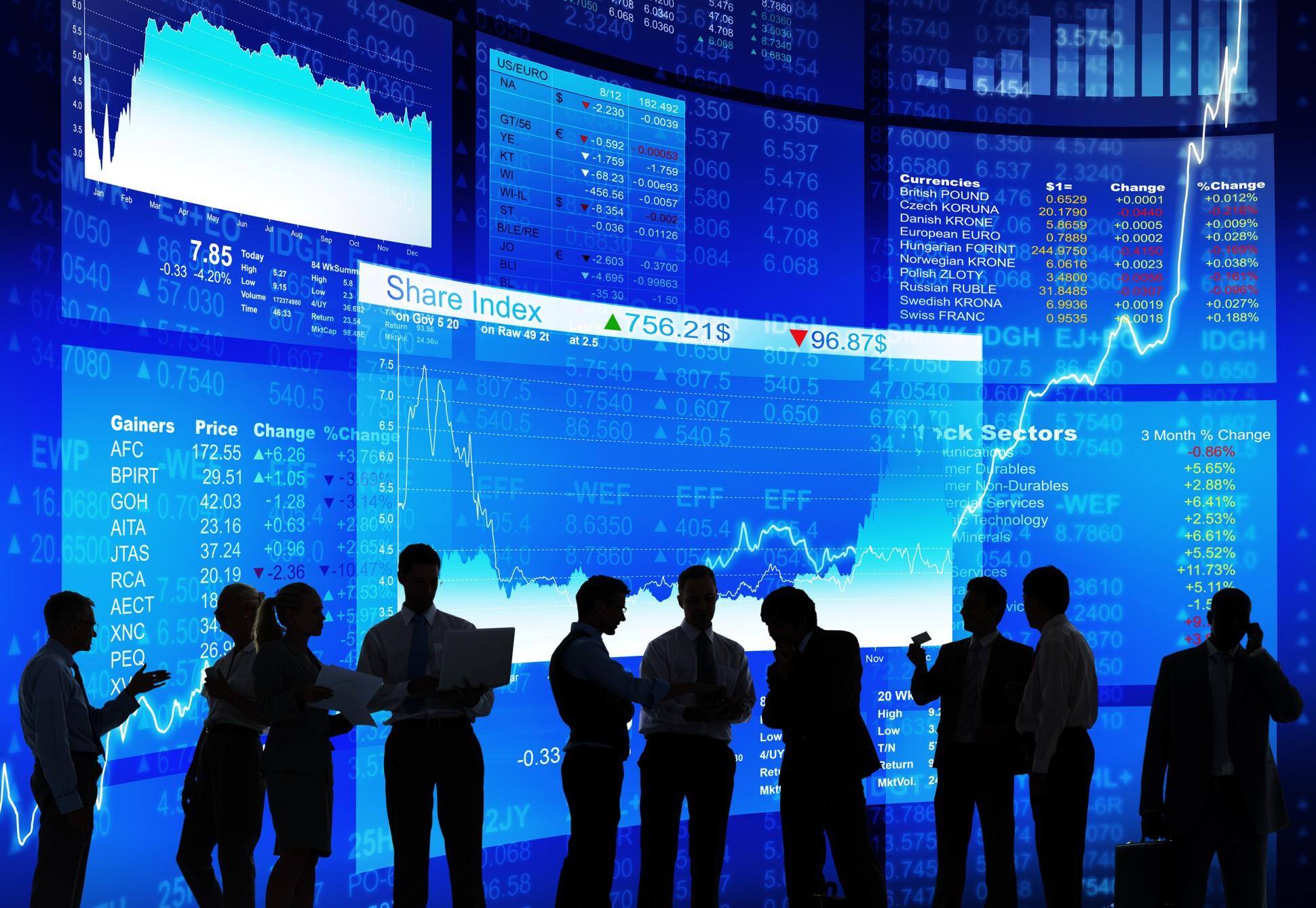 The-stock-market
