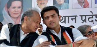 Rajasthan Congress leadership