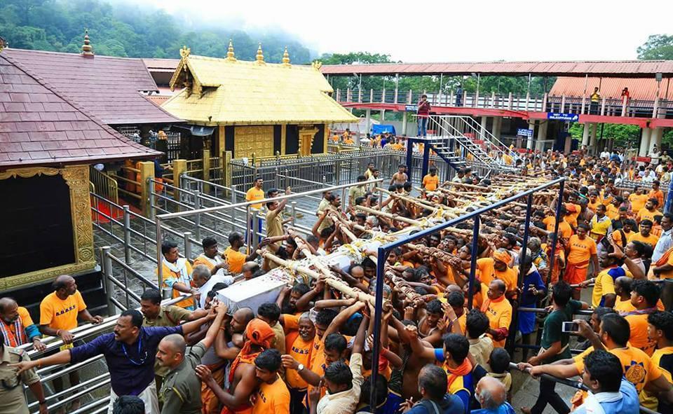 Sabrimala-Temple- Kerala